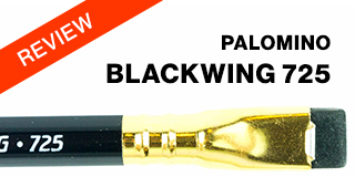 Review: Palomino Blackwing Volume 725